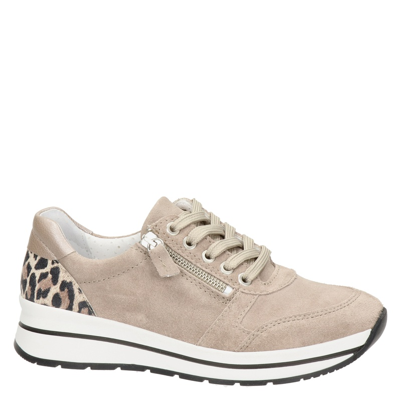 Nelson - Lage sneakers - Taupe