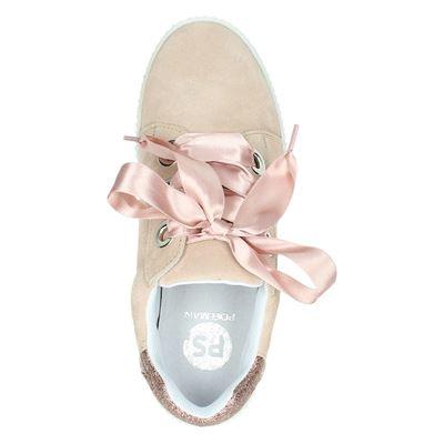 PS Poelman dames lage sneakers Roze
