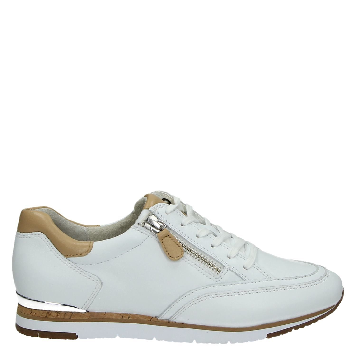 Lage Dames Gabor Gabor Sneakers Wit Dames Wit Dames Lage Sneakers Gabor fybg76vY