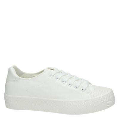 Hobbs dames lage sneakers Wit