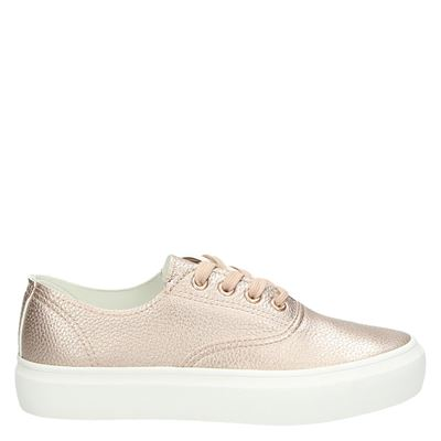 Hobb's dames sneakers rose goud