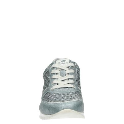 Skechers Formateurs Sidestreet - Blanc (blanc / Argent), Taille: 40