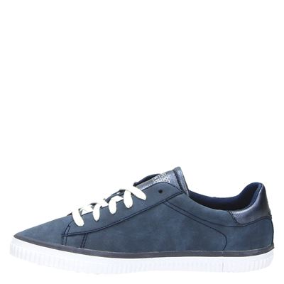 Esprit dames lage sneakers Blauw