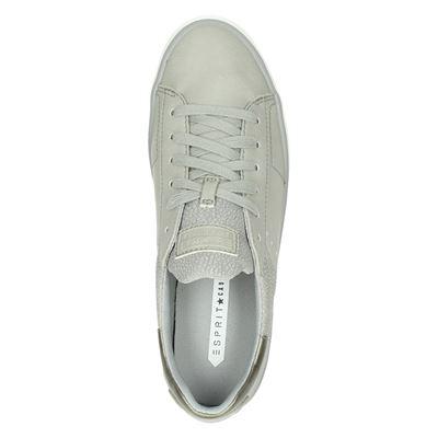Esprit dames lage sneakers Grijs