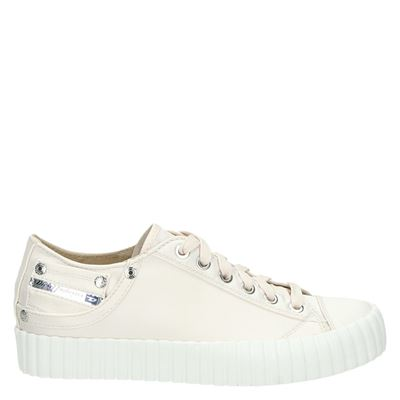 38a113e4a92 Diesel dames lage sneakers collectie bij Nelson Schoenen