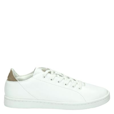 Woden dames sneakers wit