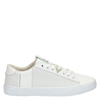 Hub dames sneakers wit