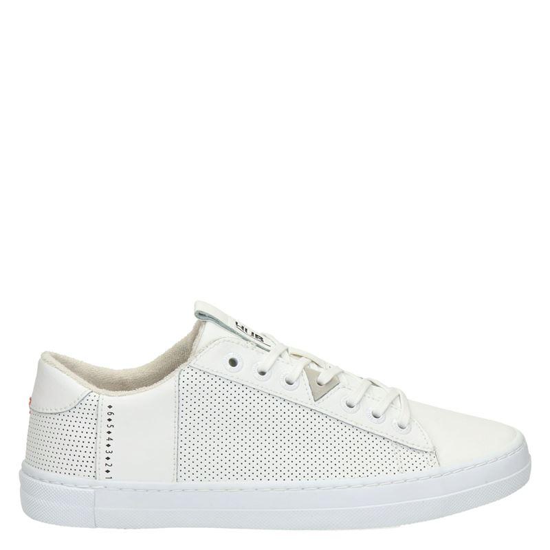 Hub Hook-W - Lage sneakers - Wit