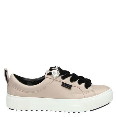 Karl Lagerfeld dames sneakers roze
