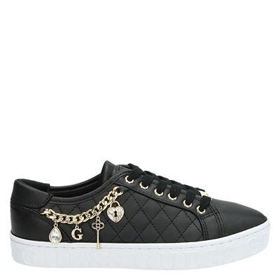 Guess dames sneakers zwart