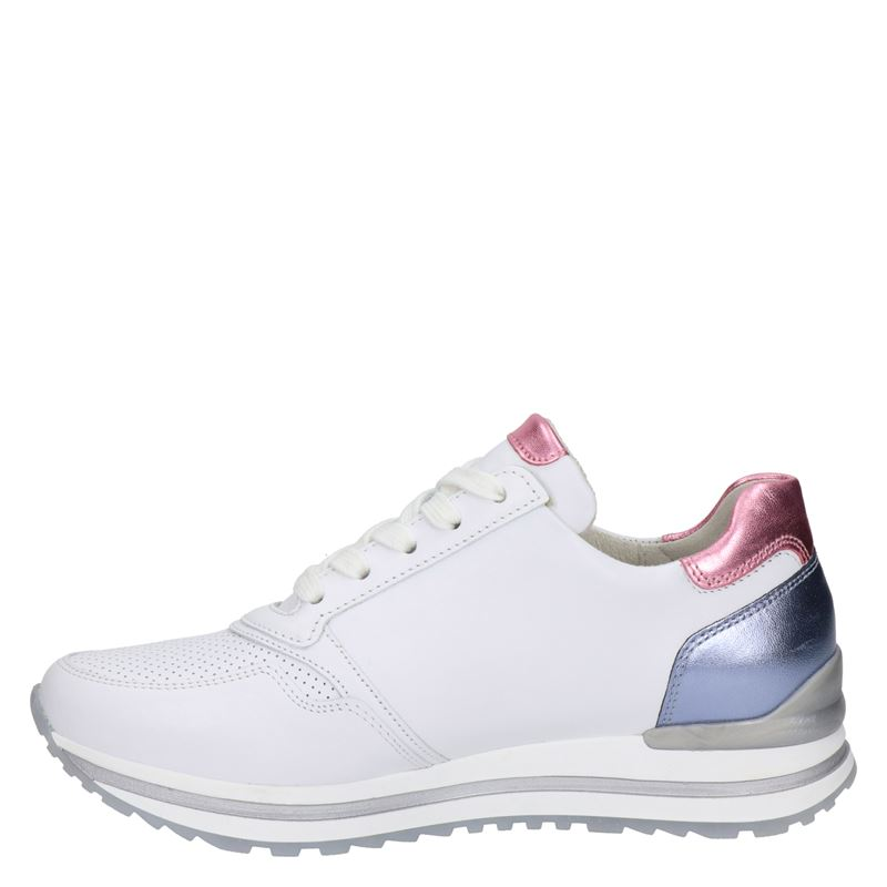 Gabor - Lage sneakers - Wit