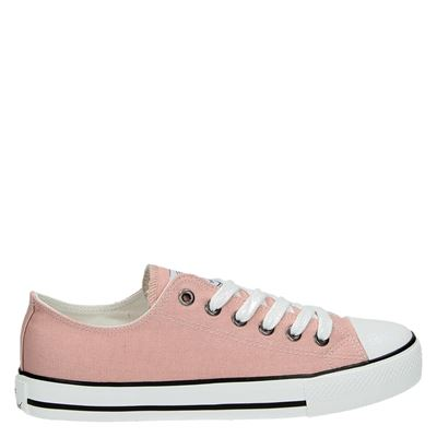 Supercracks dames sneakers roze