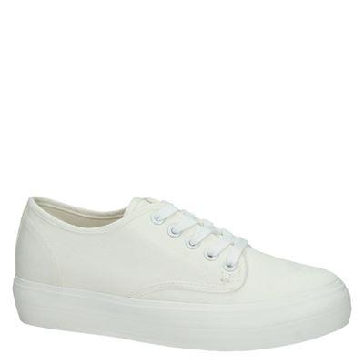 Hobbs dames platform sneakers Wit