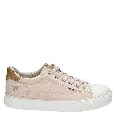 Mustang dames sneakers roze
