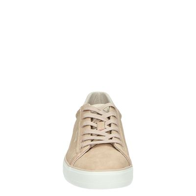 Mustang dames lage sneakers Roze