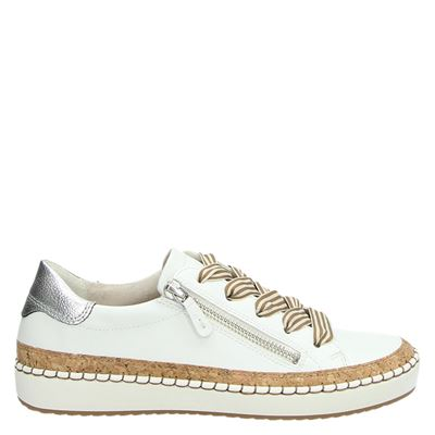 Jenny dames sneakers wit