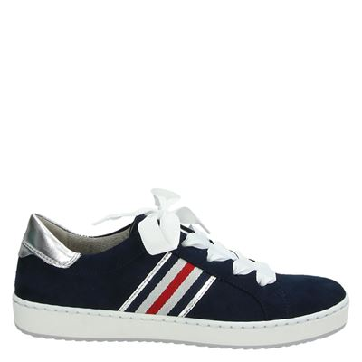 Jenny dames sneakers blauw