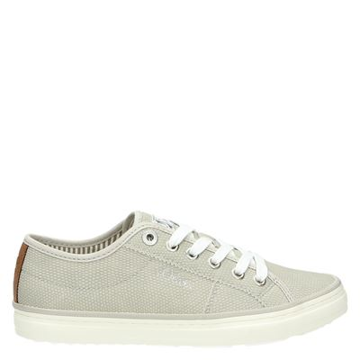 S.Oliver dames lage sneakers Grijs