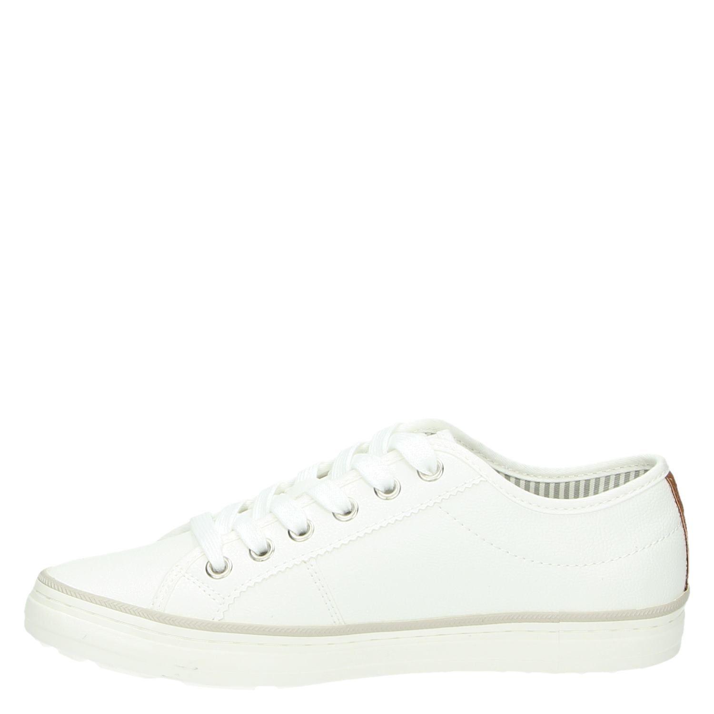 S Dames Sneakers Lage oliver Wit AP0Af