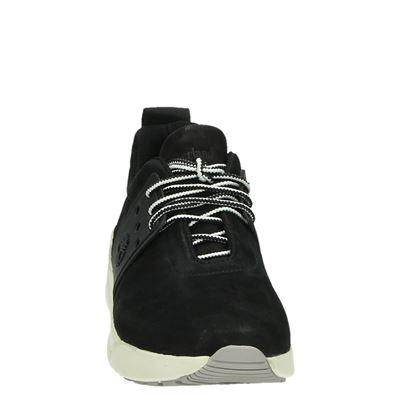 Timberland dames lage sneakers Zwart