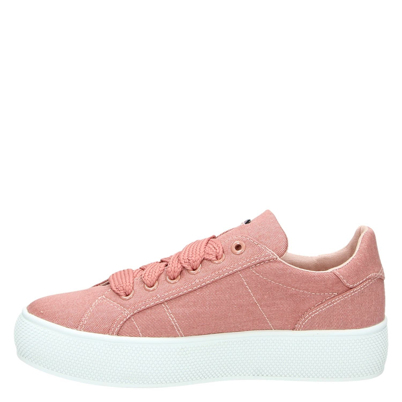 Esprit Chaussures De Plate-forme Roze hCdujilaxk
