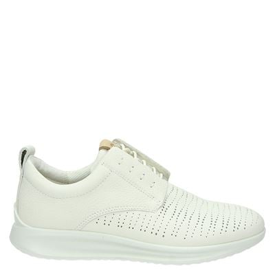 Ecco dames sneakers wit