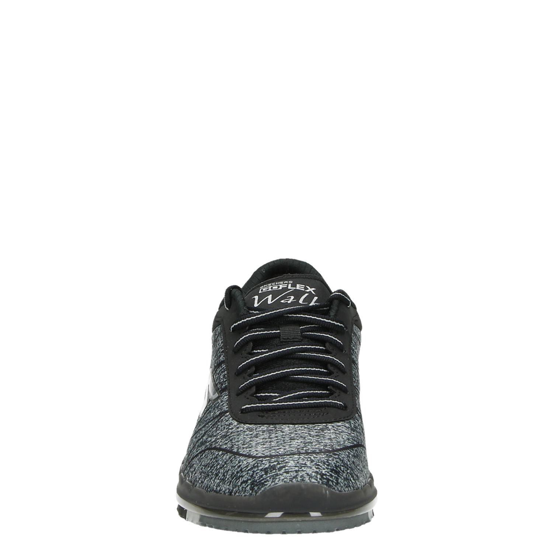 Skechers Vont Baskets Basses Flex Noir 89wXe
