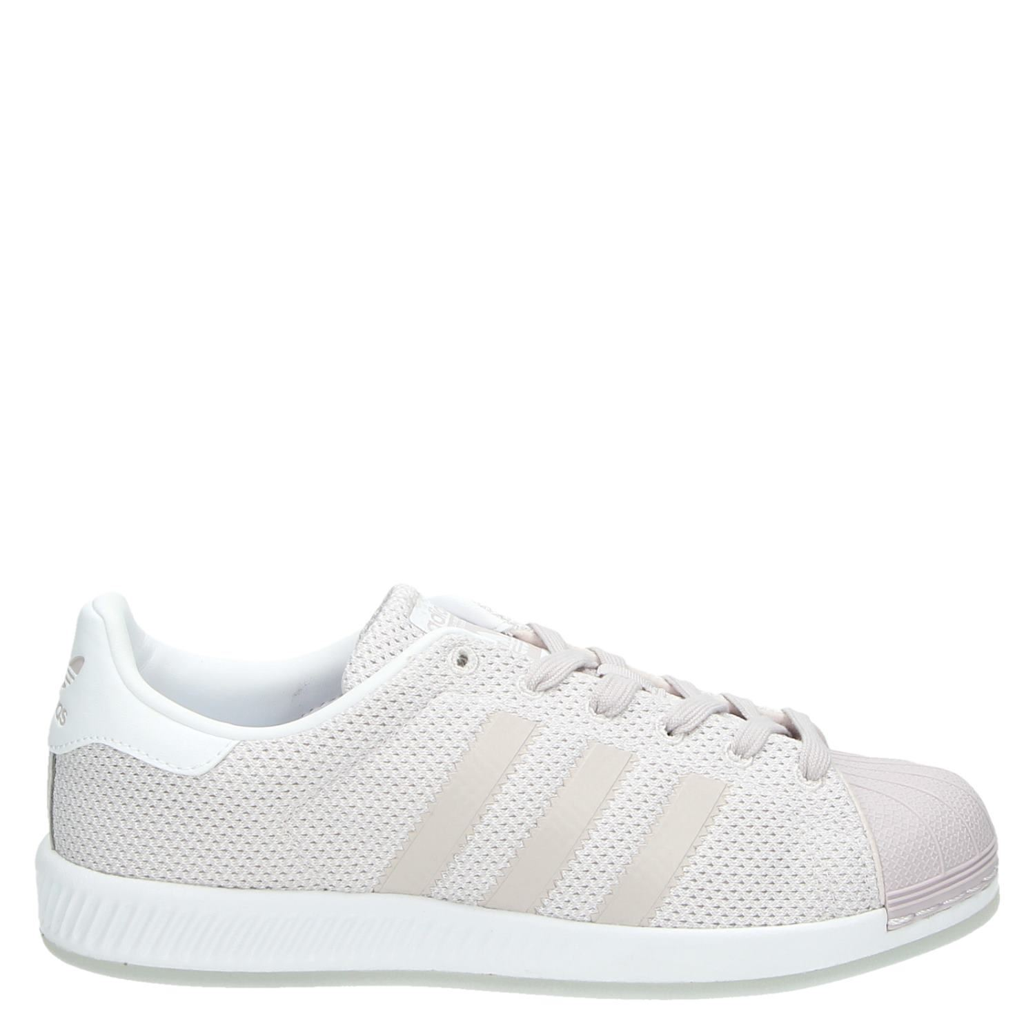 Adidas Superstar Bounce Sneakers Roze Dames Lage f7yYbv6g
