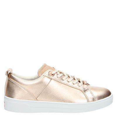 Ted Baker dames sneakers goud