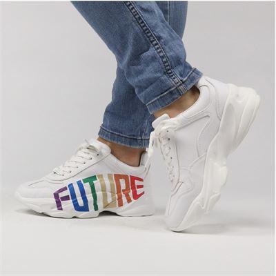 Steve Madden dames sneakers wit