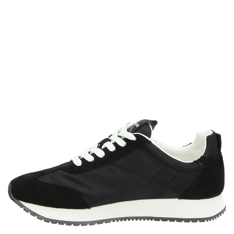 Calvin Klein Jill - Lage sneakers - Zwart