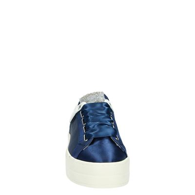 Replay dames lage sneakers Blauw