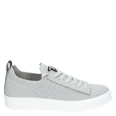 Replay dames sneakers zilver