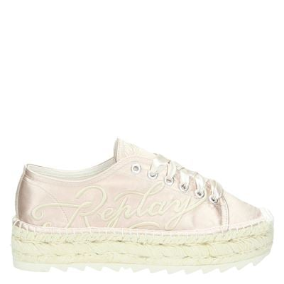 Replay dames sneakers roze