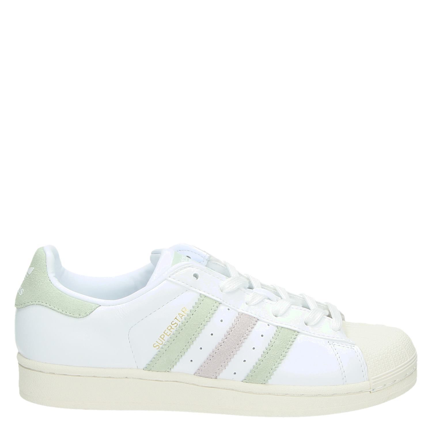 816932e3a22 Adidas Superstar dames sneakers wit