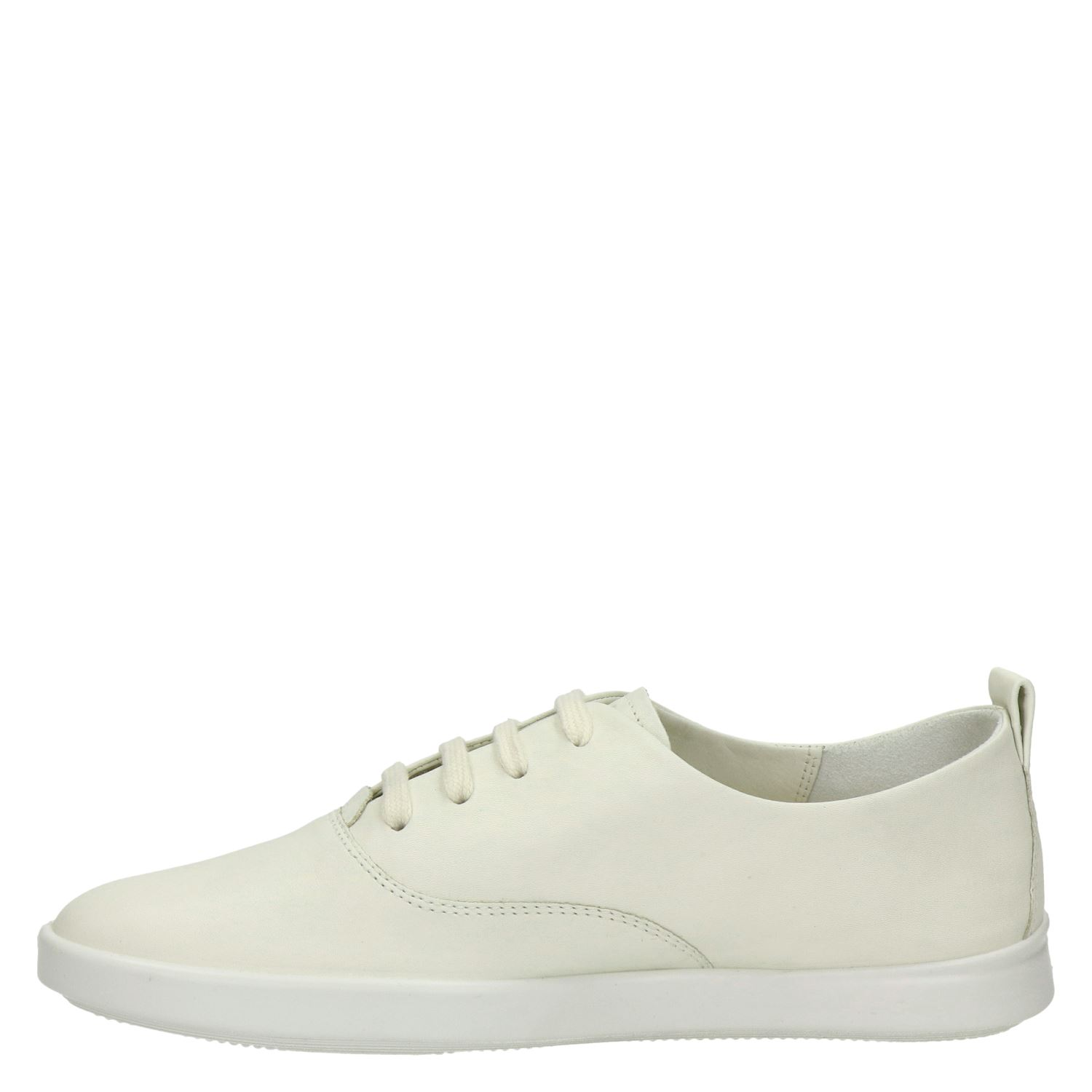Ecco Leisure - Lage sneakers voor dames - Wit FGMigyj