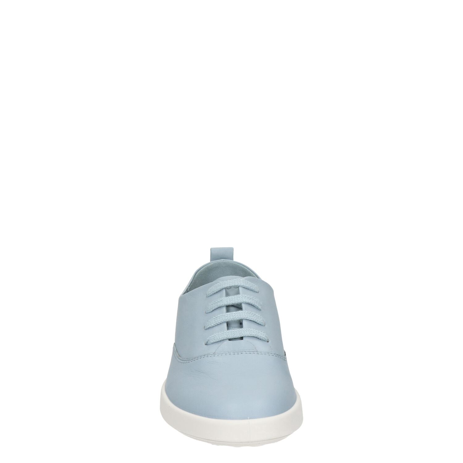 Ecco Leisure - Lage sneakers voor dames - Blauw lY3v8qB