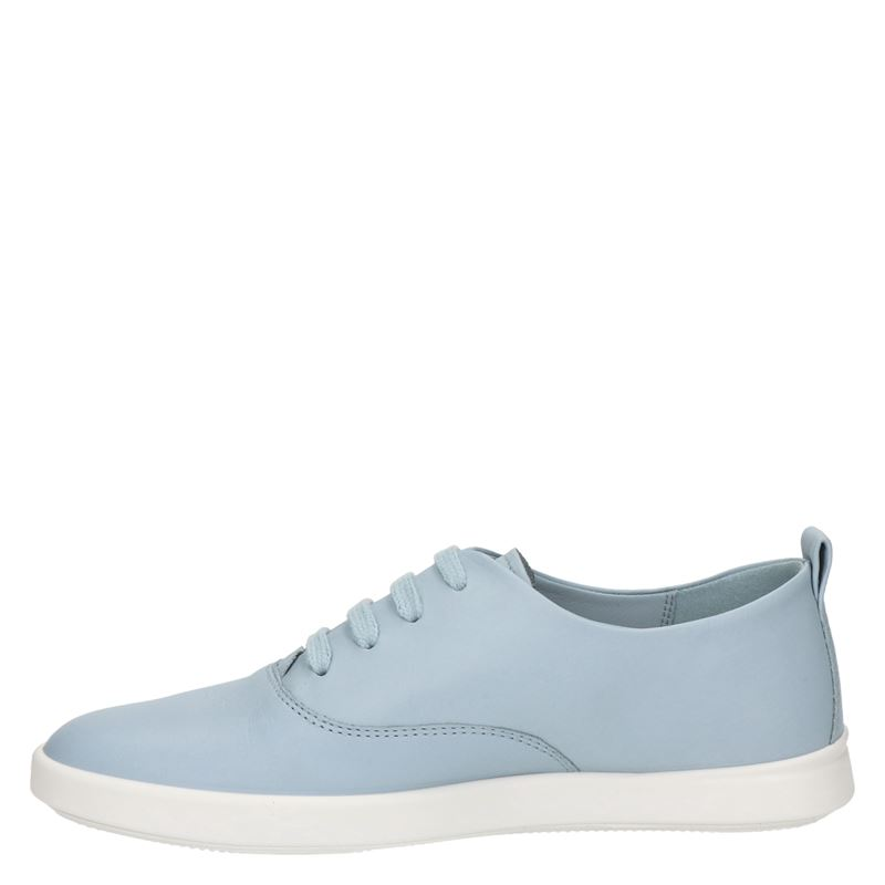 Ecco Leisure - Lage sneakers - Blauw