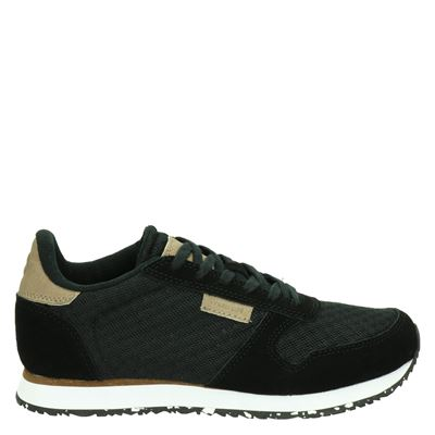 Woden Ydun - Lage sneakers - Zwart