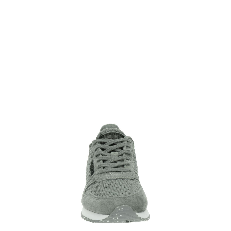 Woden Ydun - Lage sneakers voor dames - Grijs uJFDq5s