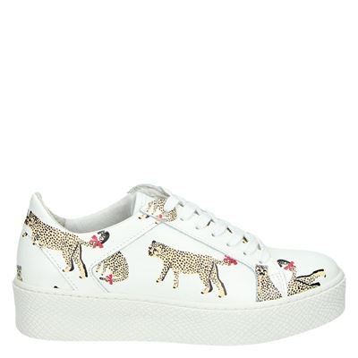 SPM dames sneakers wit