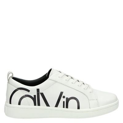 Calvin Klein dames sneakers wit