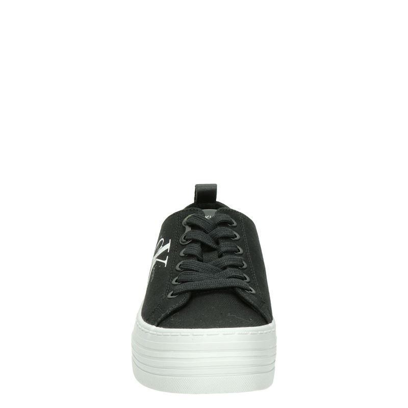 Calvin Klein Zolah - Platform sneakers - Zwart
