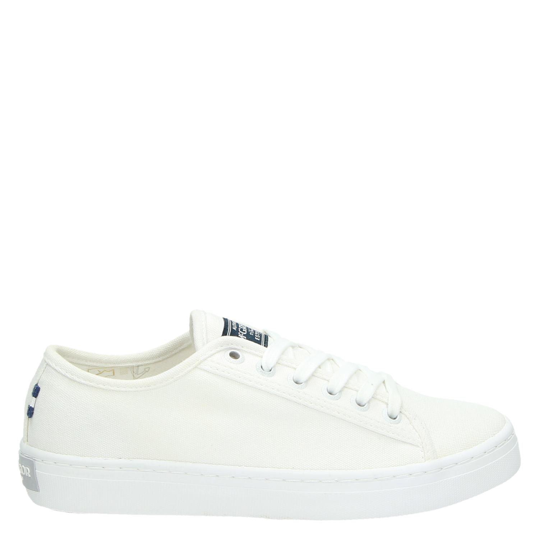 Mcgregor Chaussures Blanches Pour Les Hommes WEc323