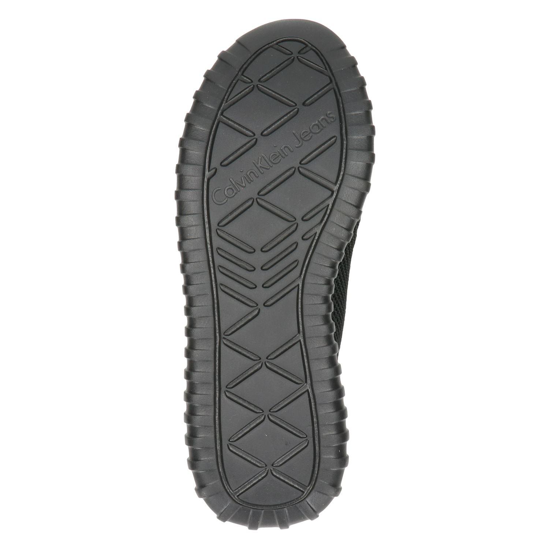 Calvin Klein Reika - Lage sneakers voor dames - Zwart 25RUXKY