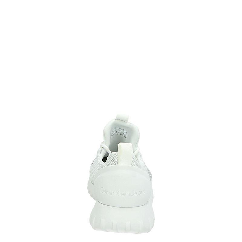 Calvin Klein Reika - Lage sneakers - Wit