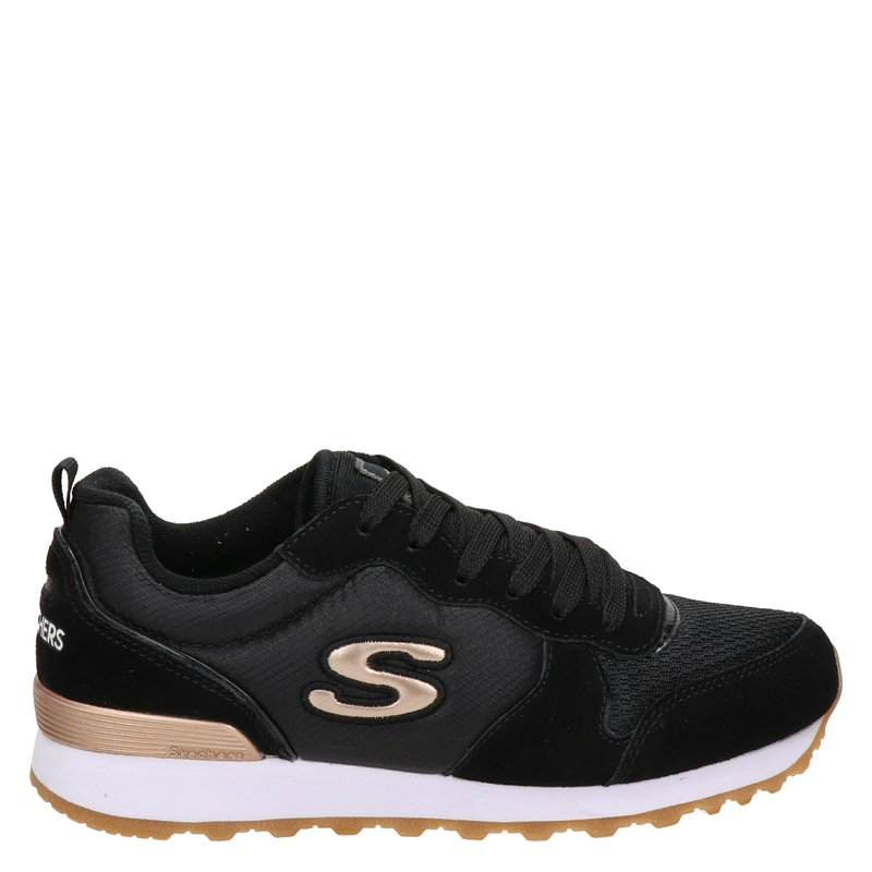 Skechers Originals - Lage sneakers - Zwart