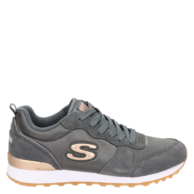 Sneakers Dames Skechers Dames Lage Lage Skechers Grijs Sneakers gYwzFCqY