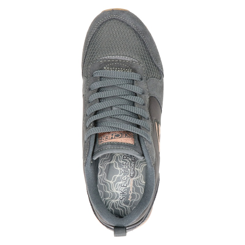 Skechers Originals - Lage sneakers - Grijs