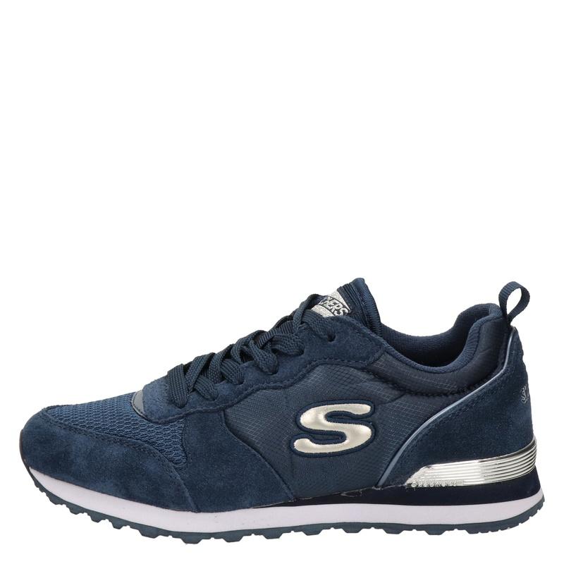 Skechers Originals - Lage sneakers - Blauw